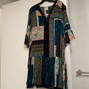 Maeve boho dress